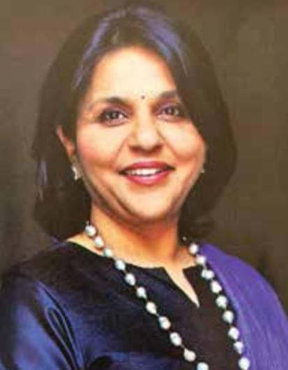 Sangita Reddy – Apollo Profile