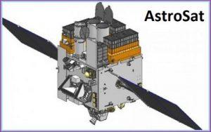 ISRO's astrosat
