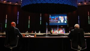India-EU meeting 8 May 21